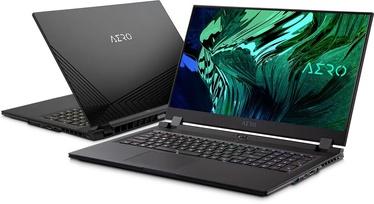 """Nešiojamas kompiuteris Gigabyte Aero 17 KC 8EE6150SH PL Intel® Core™ i7, 16GB/1TB, 17.3"""""""