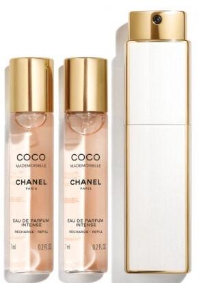 Chanel Coco Mademoiselle Intense 3pcs Set 21ml EDP