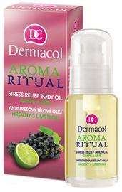 Dermacol Aroma Ritual Body Oil Grape&Lime 50ml