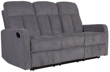 Home4you Sofa Flexy-3 Gray 21522