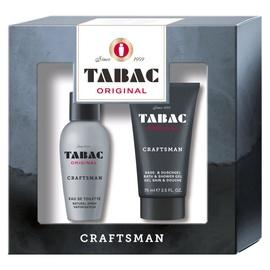 Набор для мужчин Tabac Original Craftsman 50ml EDT + 75ml Shower Gel