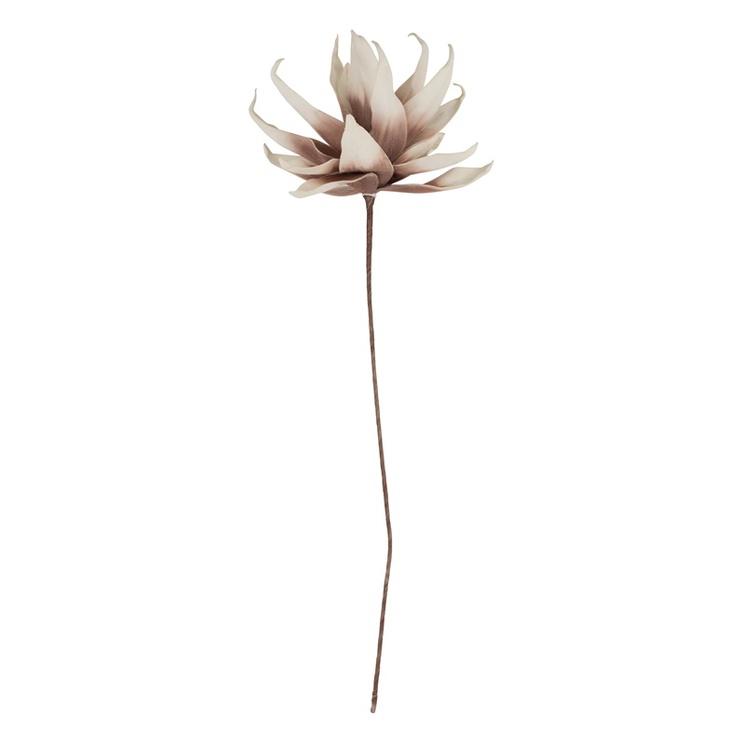 Искусственный цветок HF11-2873.1, коричневый/песочный