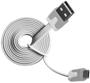 Vakoss Cable USB to USB-micro White 1m