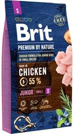 Brit Premium by Nature Junior Small Dog Chicken 8kg