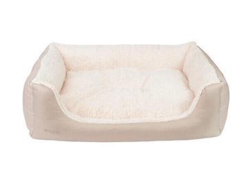 Кровать для животных Amiplay Aspen, песочный, 640x780 мм