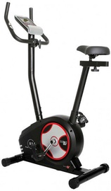 Christopeit Exercise Bike Ergometer BT4 HA Class Black