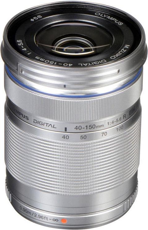Olympus 40-150mm f/4-5.6 R M.Zuiko Digital ED Silver