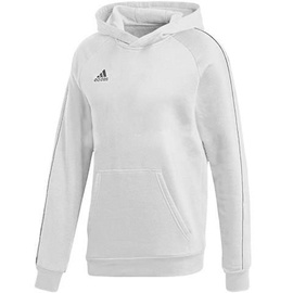 Adidas Core 18 Hoodie Youth FS1891 White 164cm