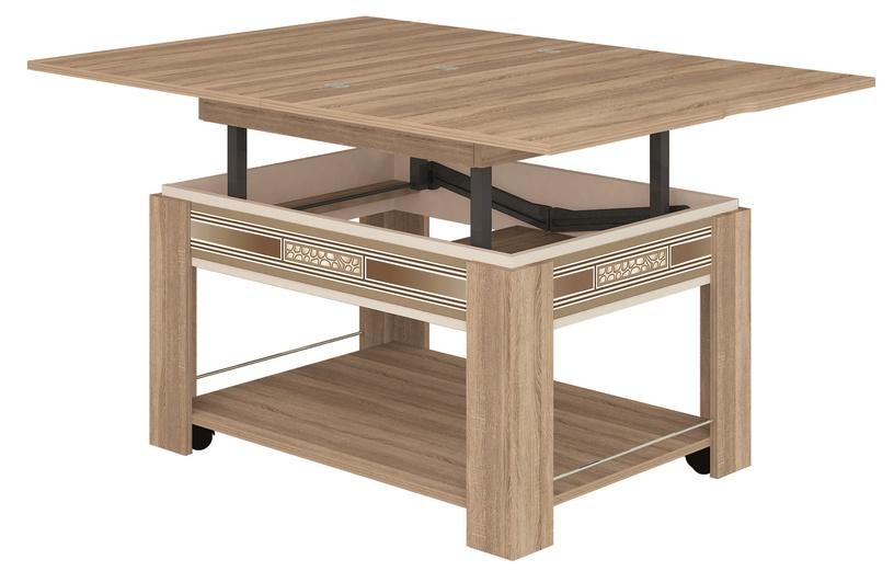 DaVita Agat 24.10 Coffee Table Sonoma Oak