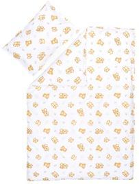 Fillikid Bed Set 2pcs White Bears 021-15
