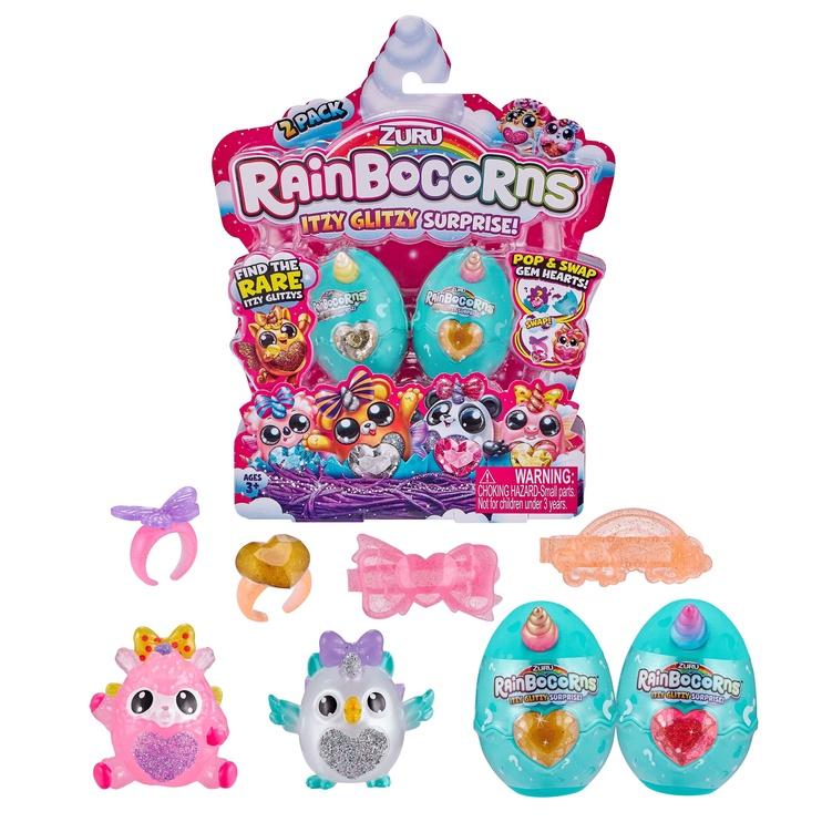 Zuru RainBocorns Itzy Glitzy Surprise 2 Pack Series 1