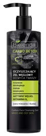 Bielenda Carbo Detox Charcoal Purifying Cleansing Gel 195ml