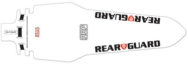 RapidRacerProducts RearGuard Road White