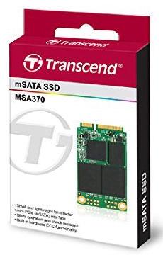 Transcend SSD370 64GB mSATA TS64GMSA370
