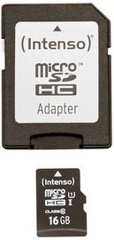 Intenso 16GB microSDHC UHS-I Class 10 3423470