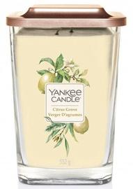 Свеча Yankee Candle Elevation Collection Citrus Grove, 80 час