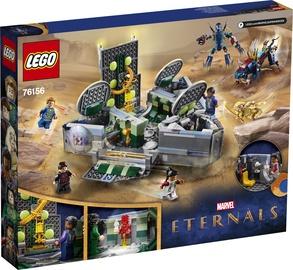 Konstruktor LEGO Super Heroes 76156, 1040 tk