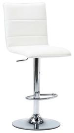 Bāra krēsls VLX Bar Stool 249621, balta