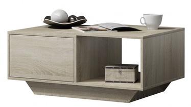 Kafijas galdiņš Top E Shop Alto, ozola, 900x600x420 mm