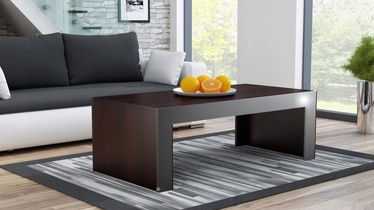 Pro Meble Coffee Table Milano Wenge/Grey