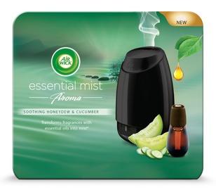 Elektriline õhuvärskendaja komplekt AirWick Essential Mist Honeydew & Cucumber 20ml