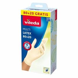 Перчатки Vileda Multi Latex, S/M