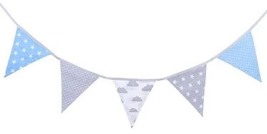 Набор для декорирования Lulando Garland For Children Blue 1.9m