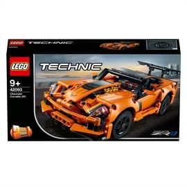 Конструктор LEGO® Technic Chevrolet Corvette ZR1 42093, 579 шт.