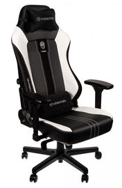 Noblechairs HERO Gaming Chair BIG Edition Black/White