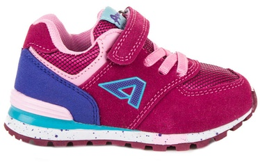 American Club Shoes 49921 Pink 27