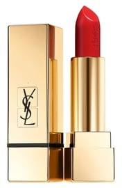 Lūpu krāsa Yves Saint Laurent Rouge Pur Couture Lip Color 01, 3.8 ml