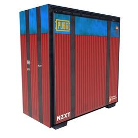 NZXT Case H700 PUBG Black/Red