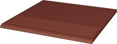 Klinkerinės pakopinės plytelės Orbital, 30 x 30 cm