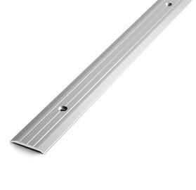 Jungiamoji juosta A1, sidabro spalvos, 2,5 x 0,3 x 90 cm