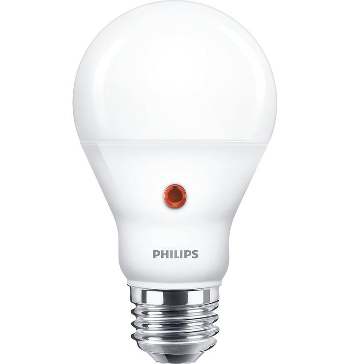 Spuldze Philips 929001383631, led, E27, 7.5 W, 806 lm, silti balta