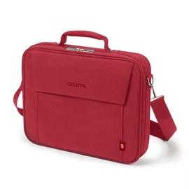 Сумка для ноутбука Dicota Eco Multi Base 14-15.6, красный, 14-15.6″