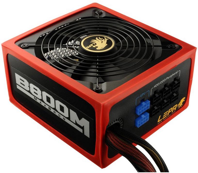Enermax ATX 2.31 LEPA B 80+ 800W B800-MB