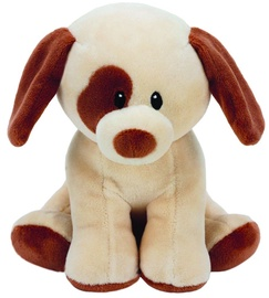 TY Baby Dog Bumpkin Brown 15cm