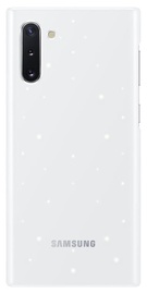 Samsung LED Back Case For Samsung Galaxy Note 10 White