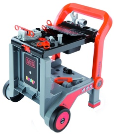 Žaidimų stalas Smoby B&D Devil 3 in 1 Tool Workbench 7600360202
