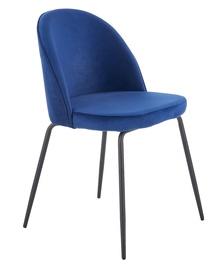 Halmar K314 Chair Dark Blue