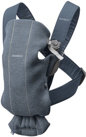 Babybjorn Baby Carrier Mini Dove Blue 3D Jersey