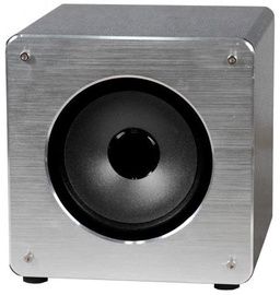 Belaidė kolonėlė Omega OG62A 8W Aluminium Body Bluetooth Speaker Silver