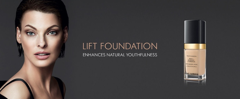 Dolce & Gabbana The Lift Foundation SPF25 30ml 80