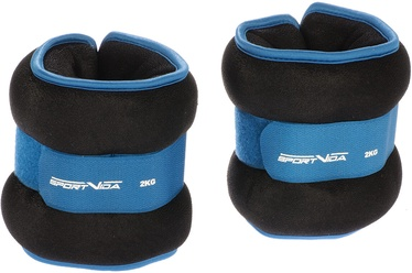 SportVida Ergo Fit Weight Set 2kg Navy Blue