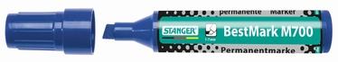 Veekindel marker Stanger BestMark M700 Permanent Marker 1-7mm 6pcs Blue 717001