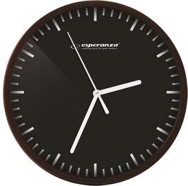 Настенные и интерьерные часы Esperanza Budapest EHC010 Black