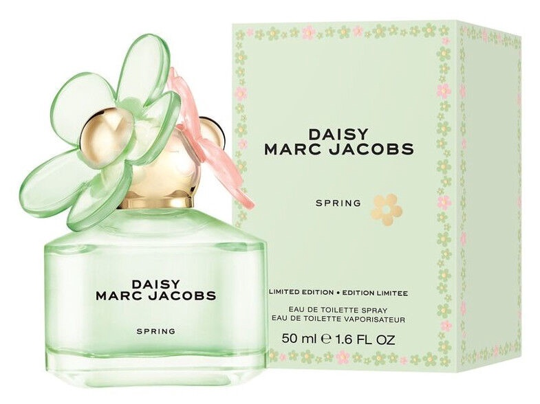 Tualettvesi Marc Jacobs Daisy Spring Limited Edition 50ml EDT