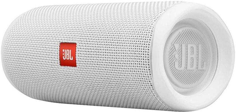 Belaidė kolonėlė JBL Flip 5 White, 20 W
