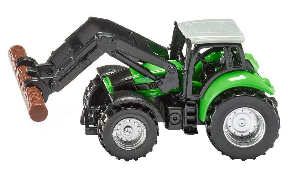 36702f68285 Siku Tractor With Log Grabber 1380 - Krauta.ee